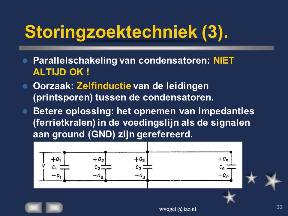 Storingzoektechniek (3).
