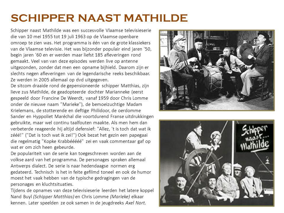 SCHIPPER NAAST MATHILDE