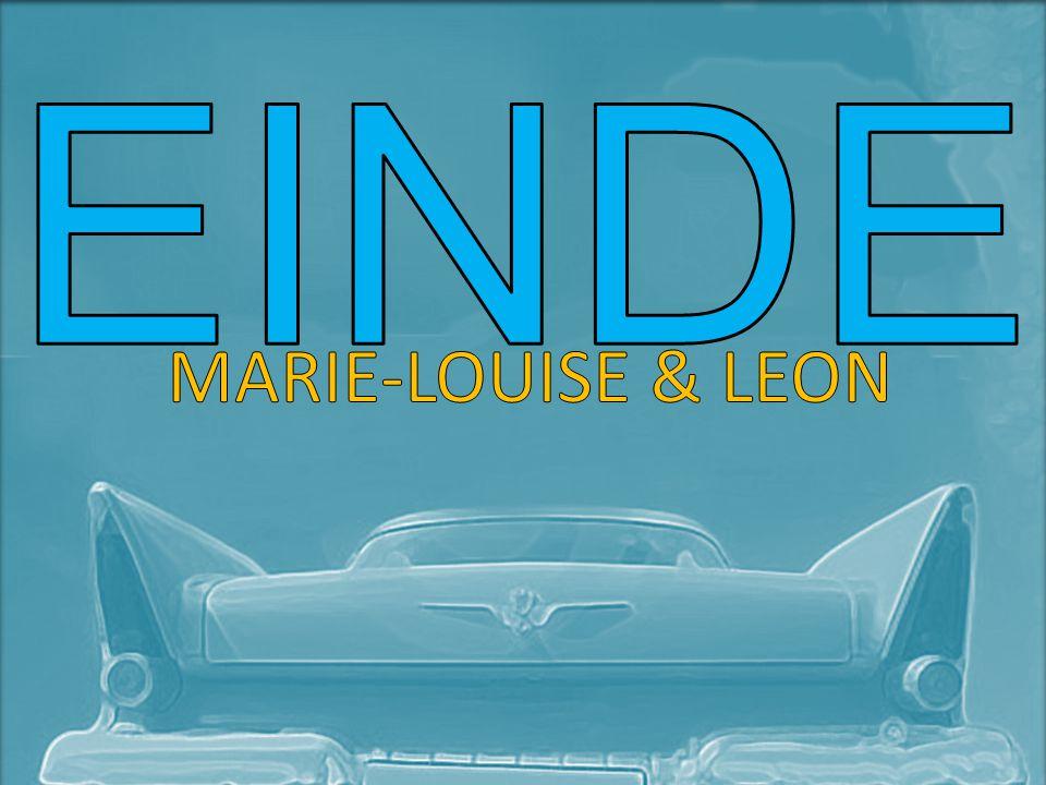EINDE MARIE-LOUISE & LEON