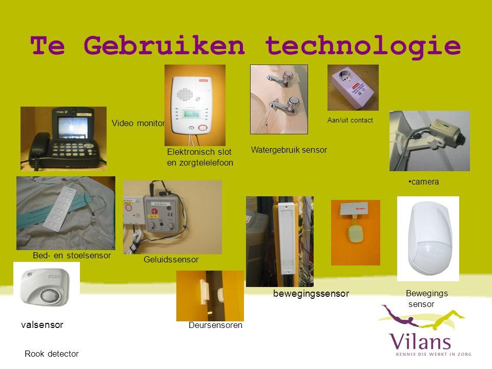 Te Gebruiken technologie