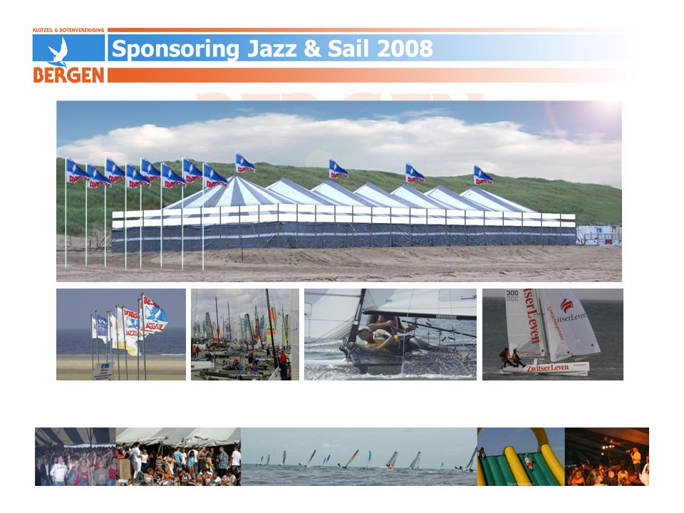 Sponsoring Jazz & Sail 2008