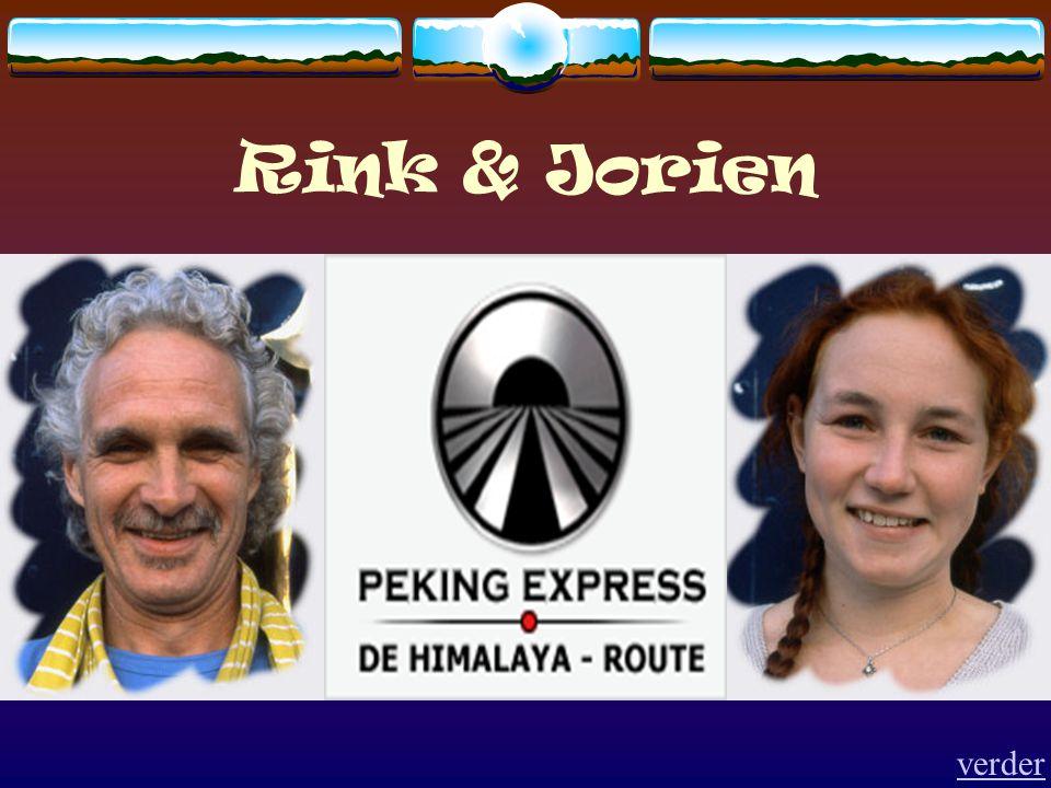 Rink & Jorien verder
