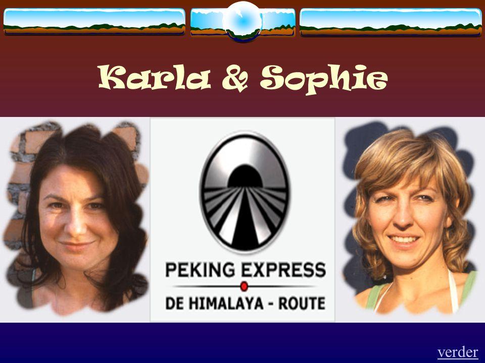Karla & Sophie verder