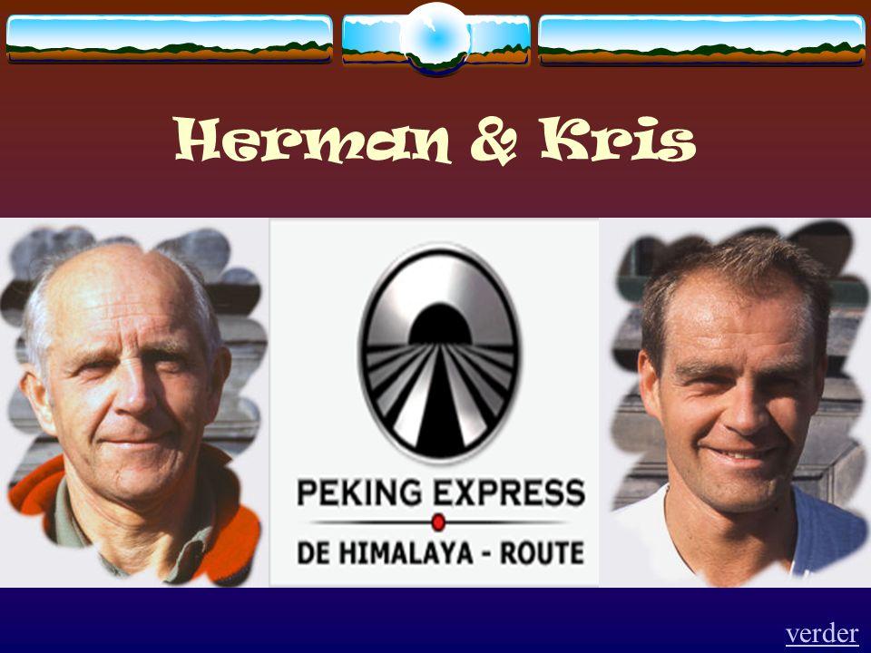 Herman & Kris verder