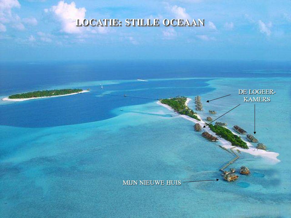 LOCATIE: STILLE OCEAAN