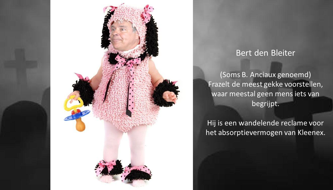 Bert den Bleiter (Soms B. Anciaux genoemd)