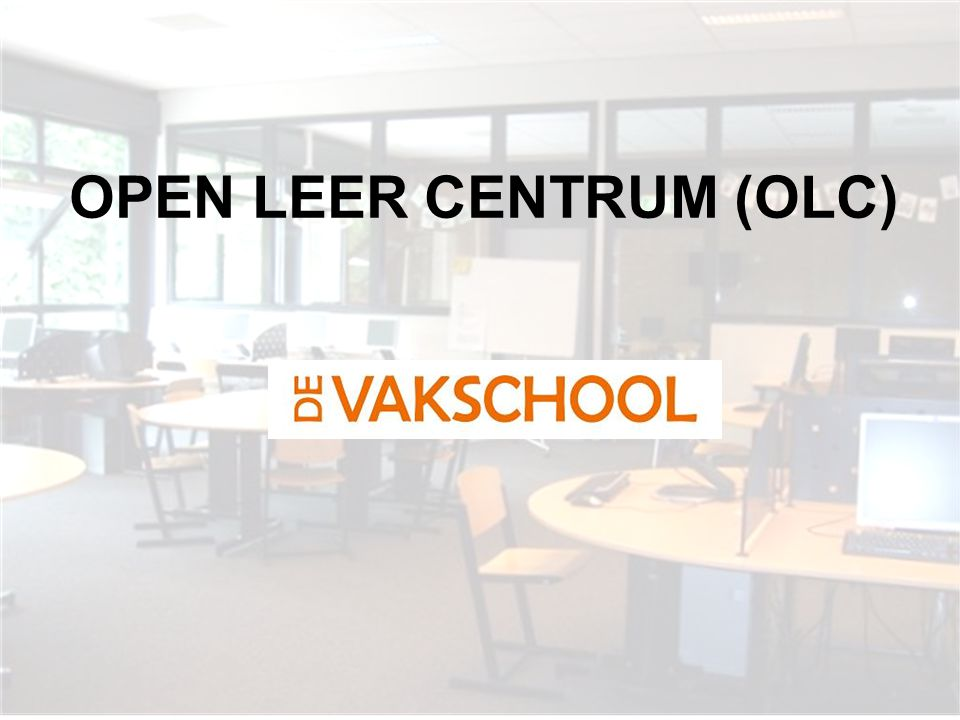 OPEN LEER CENTRUM (OLC)