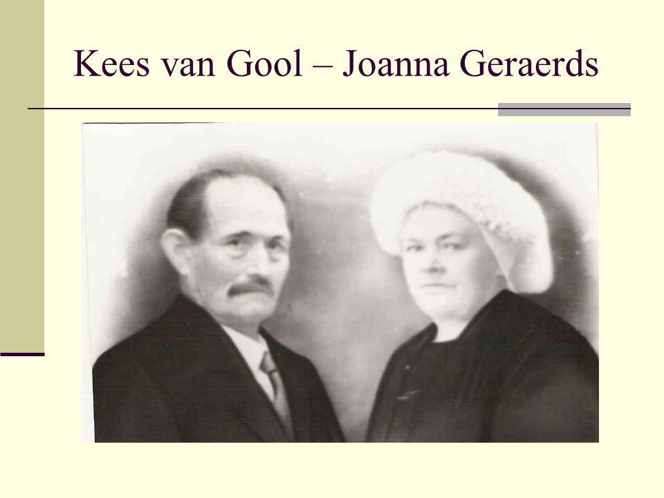 Kees van Gool – Joanna Geraerds