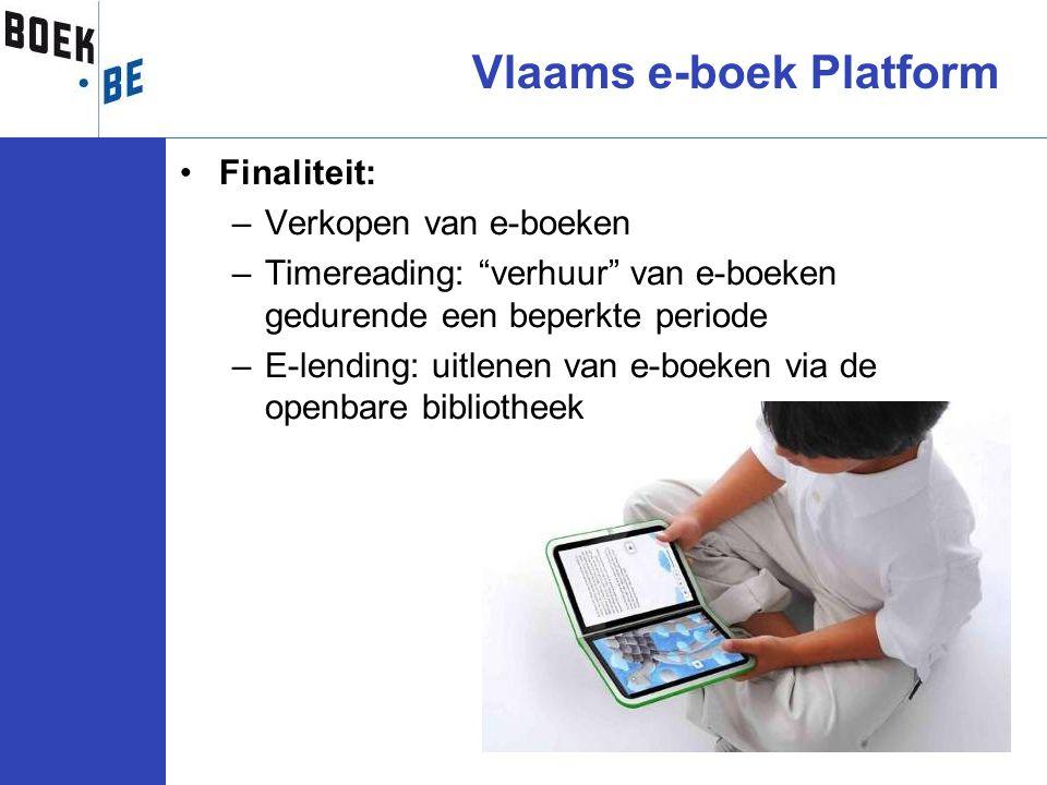 Vlaams e-boek Platform