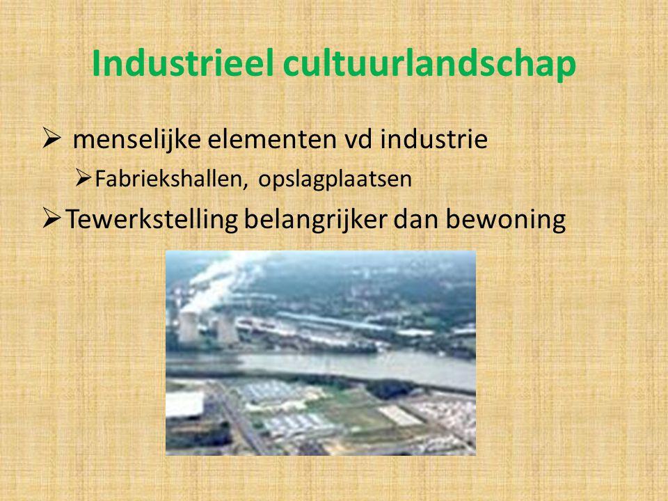 Industrieel cultuurlandschap
