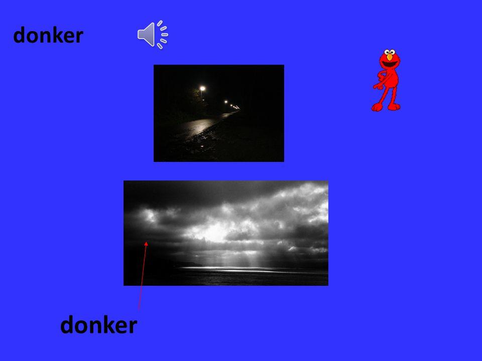 donker donker