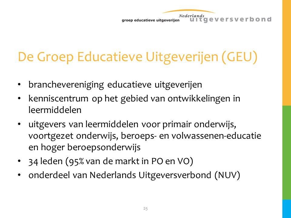 De Groep Educatieve Uitgeverijen (GEU)