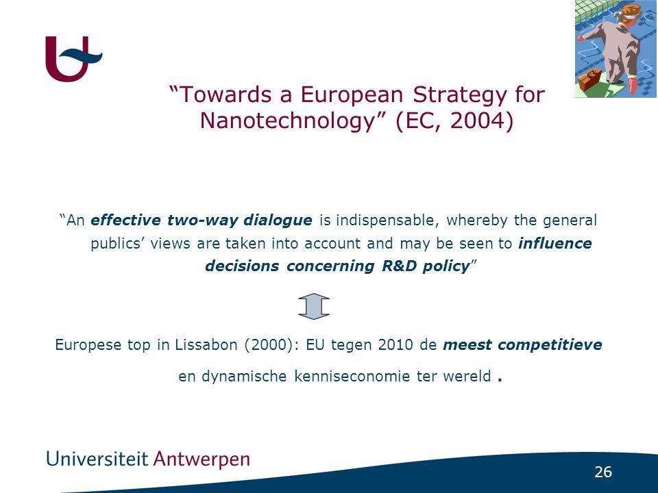 Strategische onzekerheid