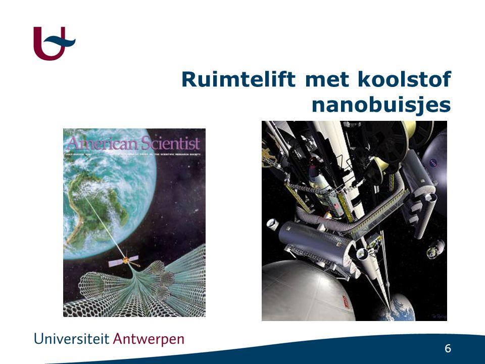Nano-onderzoeker