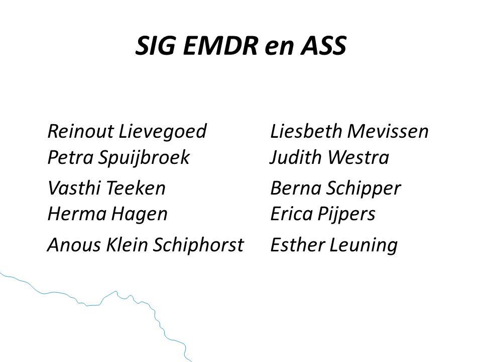 SIG EMDR en ASS