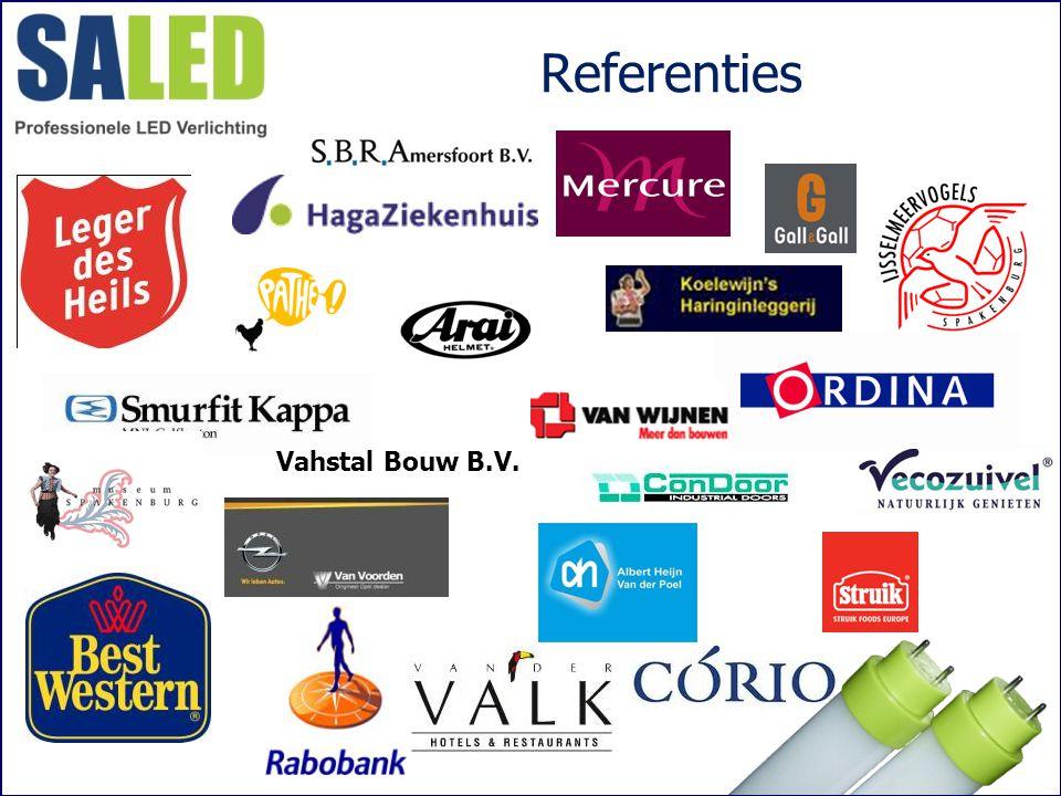 Referenties Vahstal Bouw B.V. ,