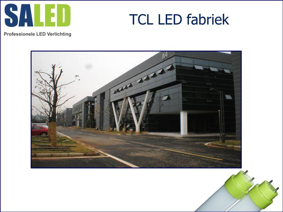 TCL LED fabriek ,