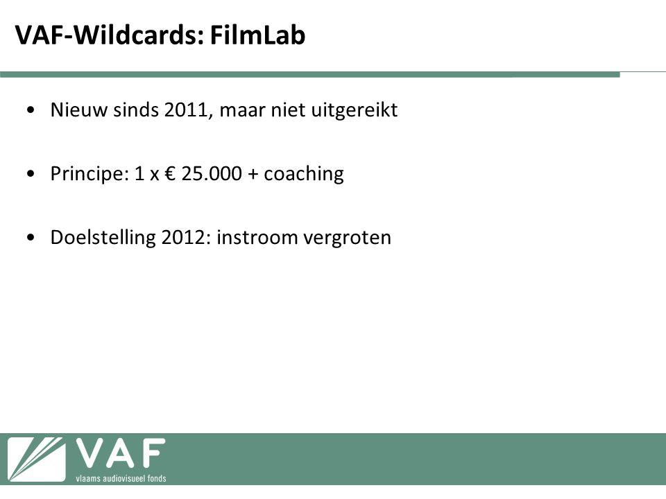 VAF-Wildcards: FilmLab
