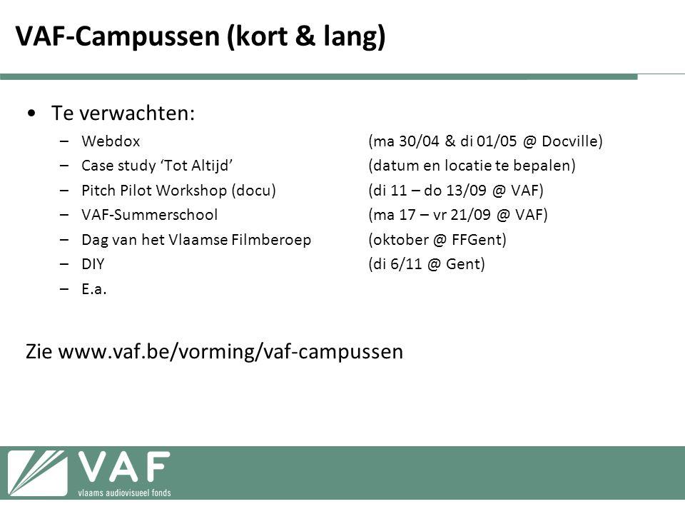VAF-Campussen (kort & lang)