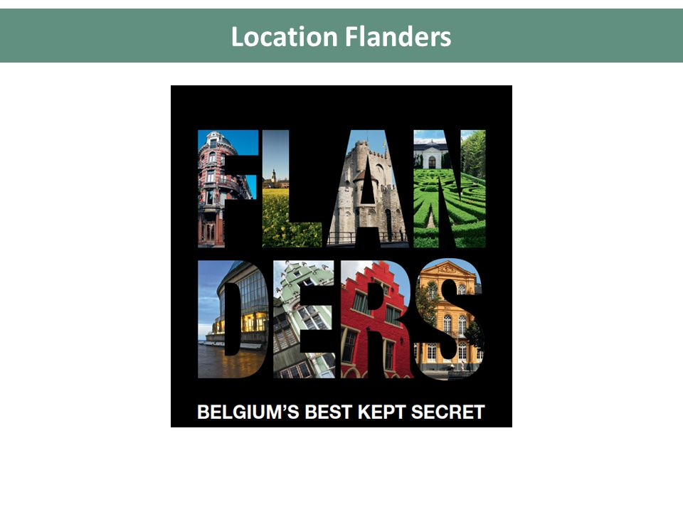 Location Flanders