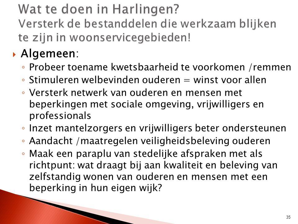 Wat te doen in Harlingen