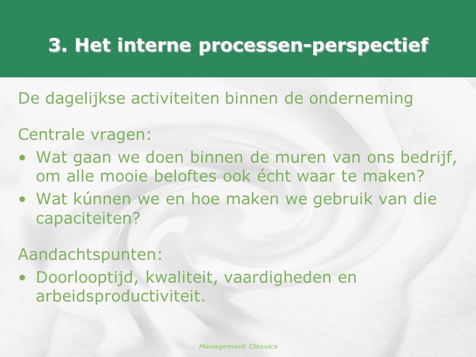 3. Het interne processen-perspectief