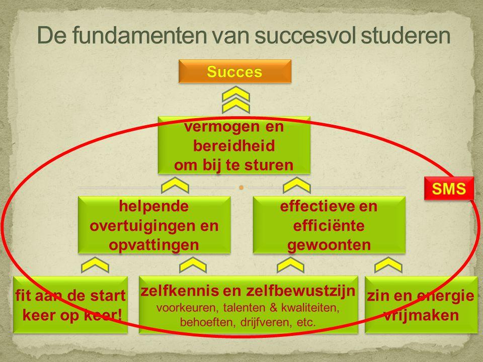 De fundamenten van succesvol studeren