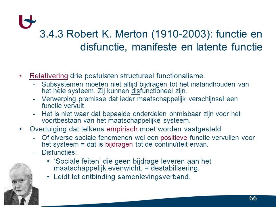Functies van 'structuren'