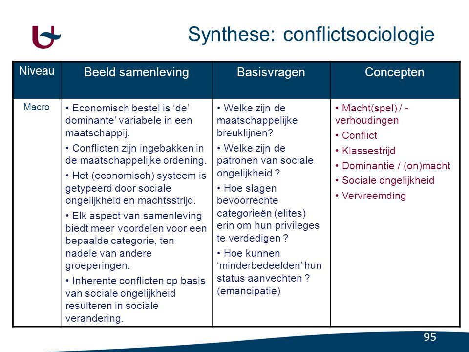 De essentie van sociologie