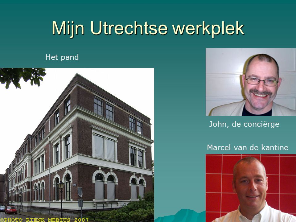 Mijn Utrechtse werkplek