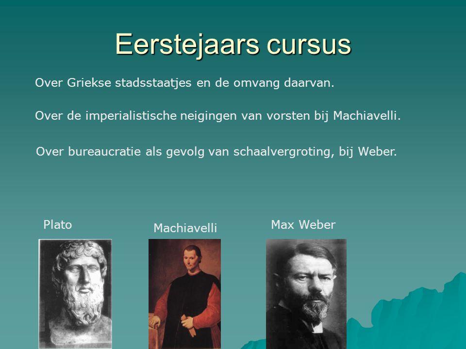 Eerstejaars cursus Over Griekse stadsstaatjes en de omvang daarvan.