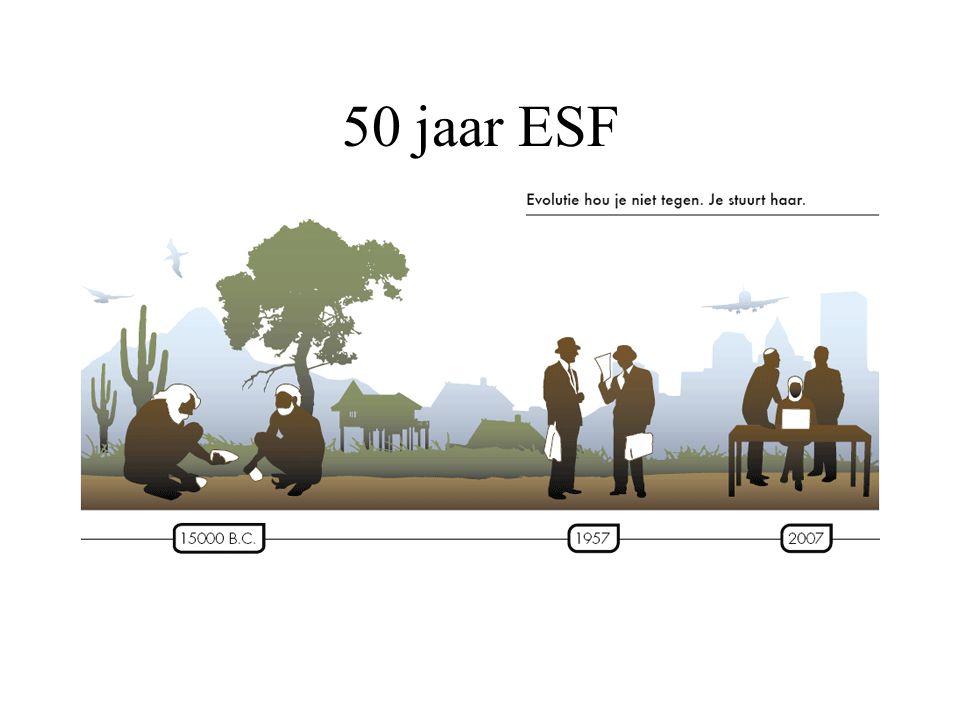 50 jaar ESF