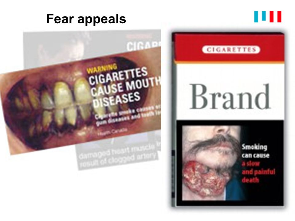 Fear appeals