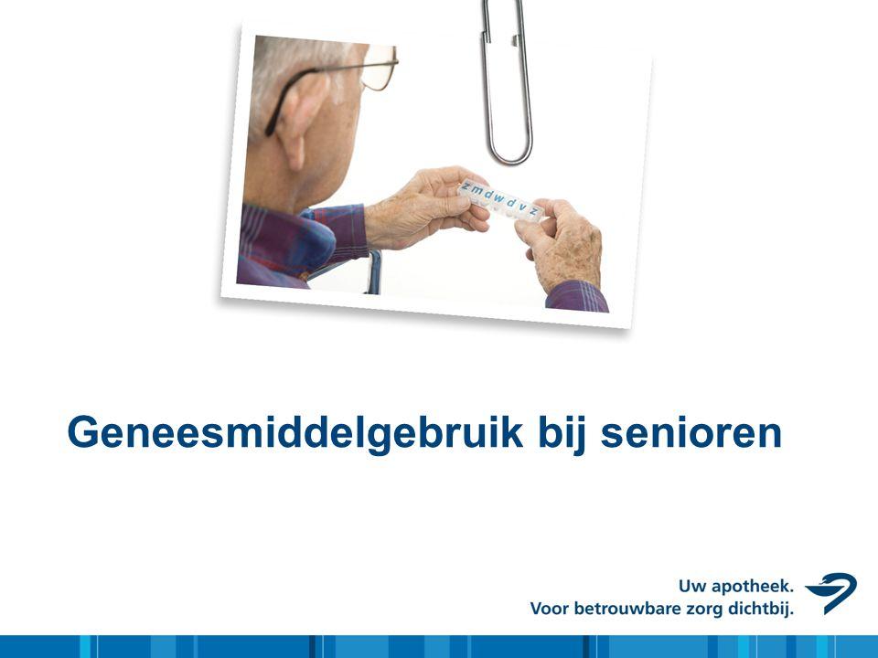 Geneesmiddelgebruik bij senioren