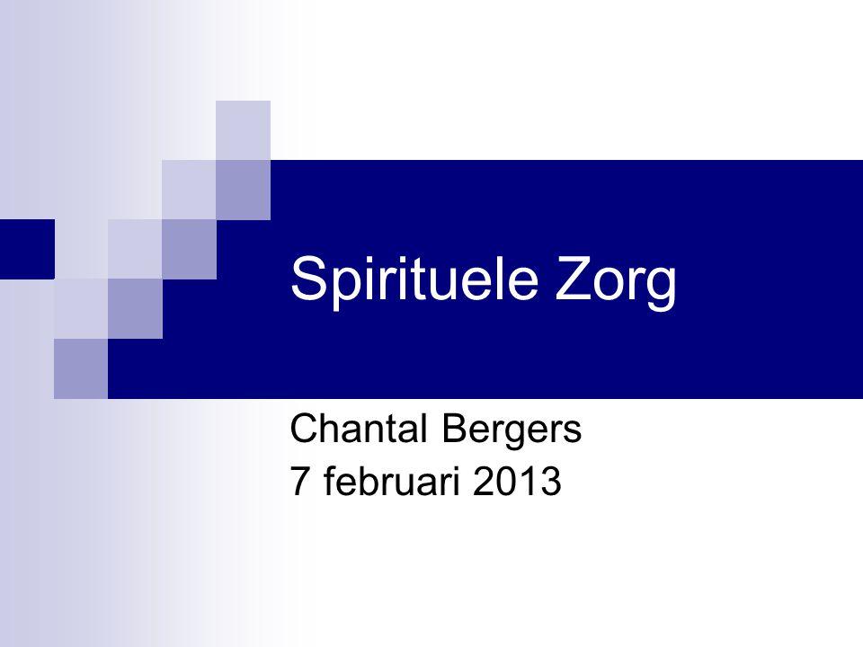 Chantal Bergers 7 februari 2013