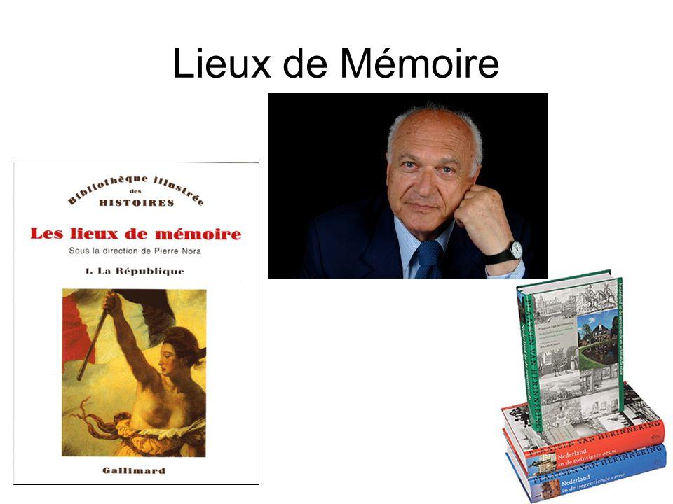 Lieux de Mémoire