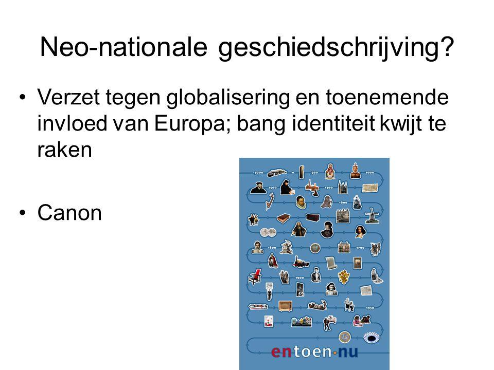 Neo-nationale geschiedschrijving