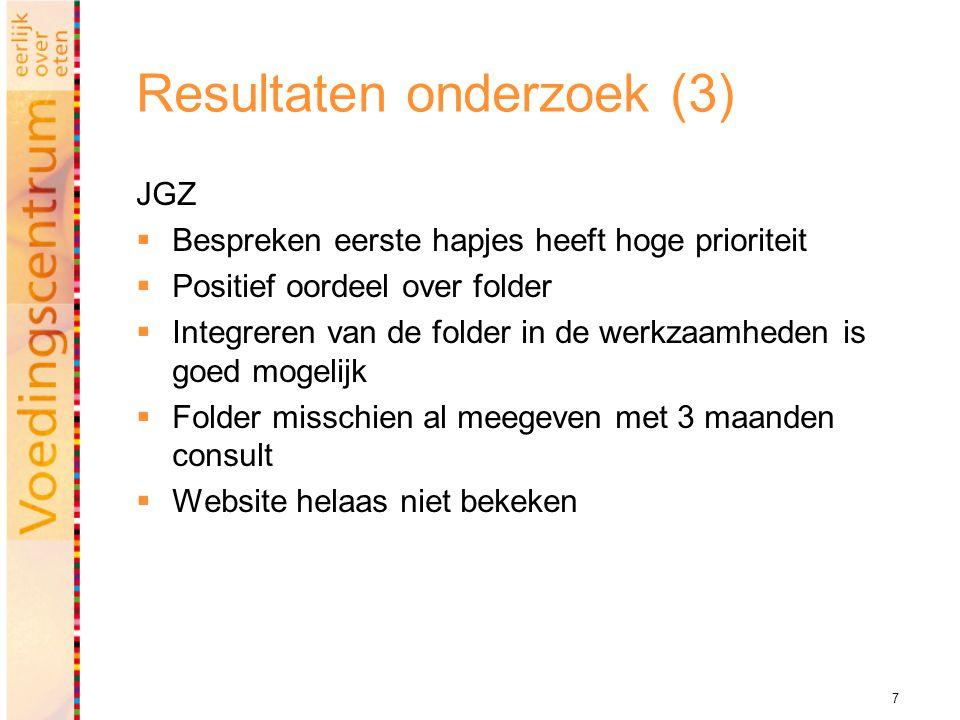 Resultaten onderzoek (3)