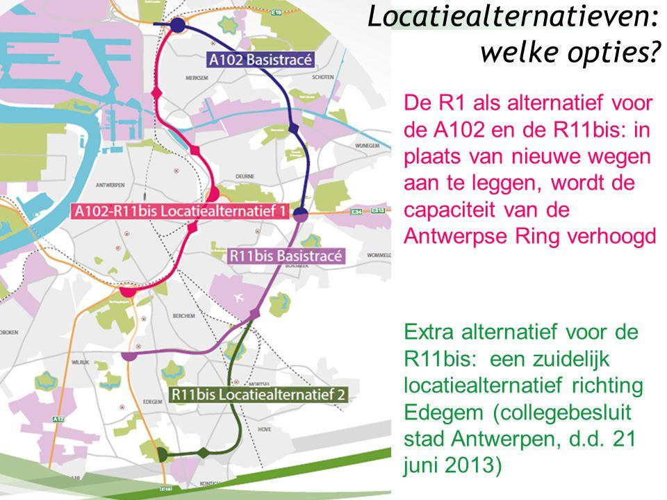 Locatiealternatieven: welke opties