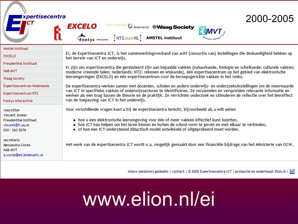 2000-2005 www.elion.nl/ei