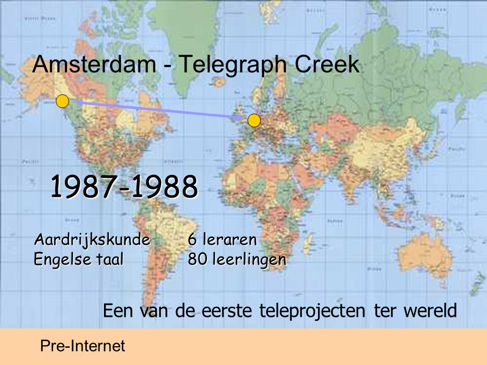 Amsterdam - Telegraph Creek