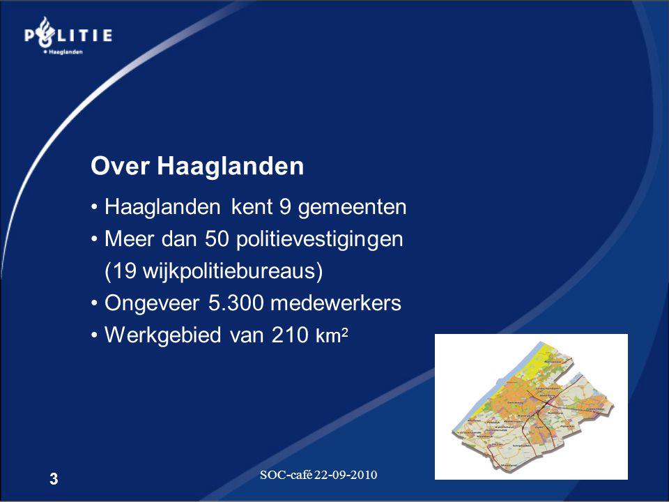 Over Haaglanden Haaglanden kent 9 gemeenten