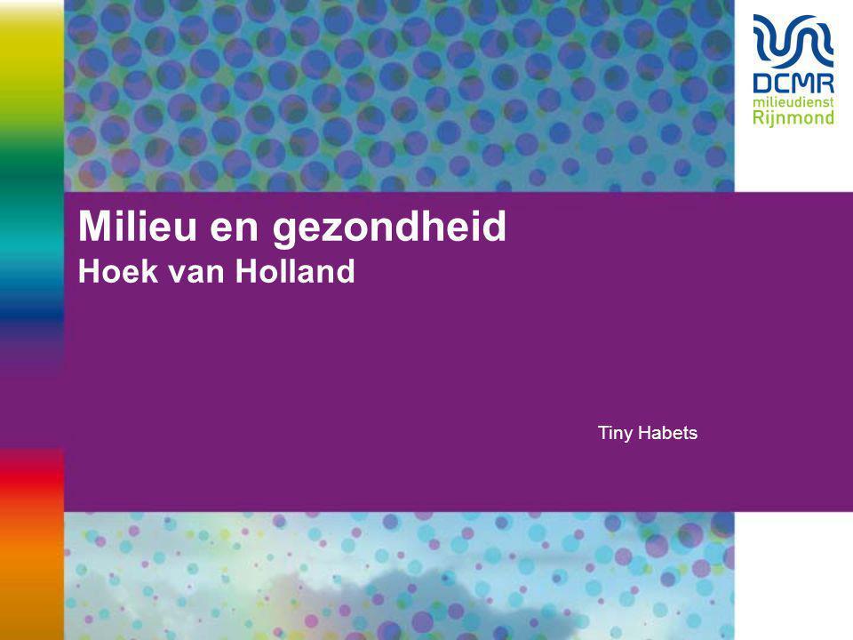 Milieu en gezondheid Hoek van Holland