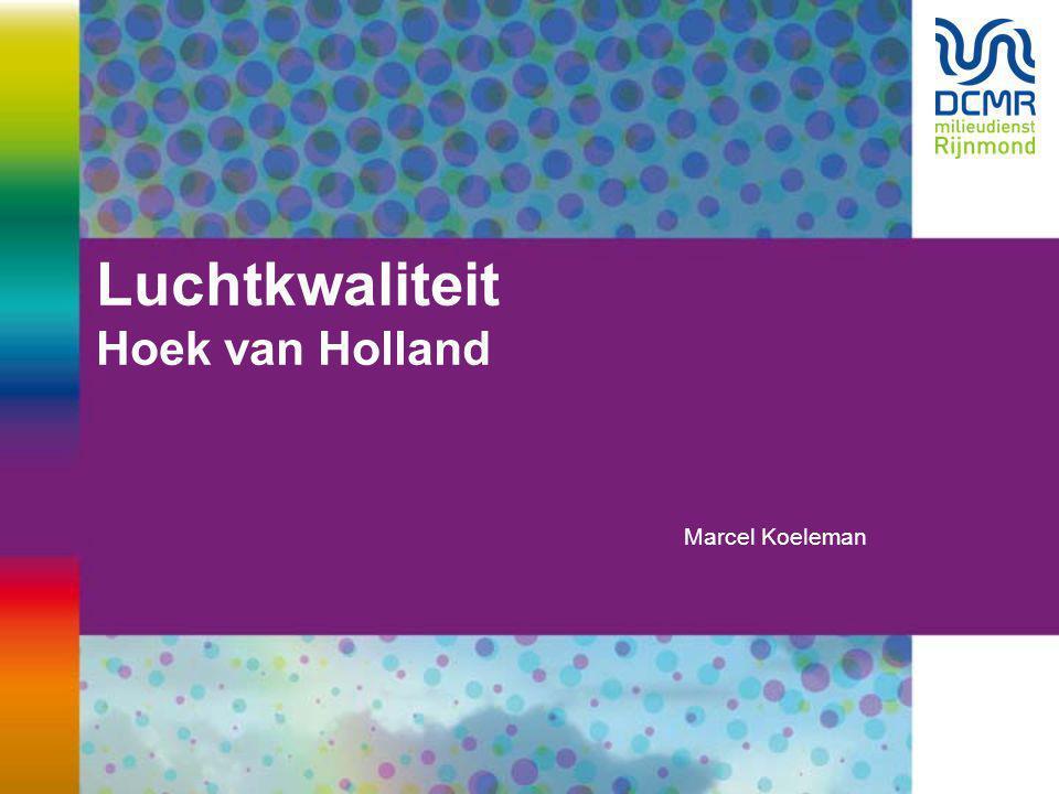 Luchtkwaliteit Hoek van Holland