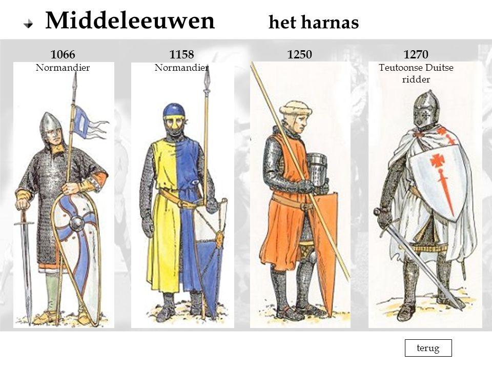 1270 Teutoonse Duitse ridder