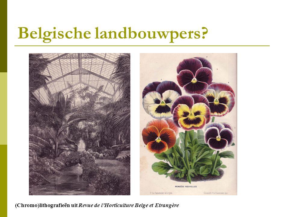 Belgische landbouwpers