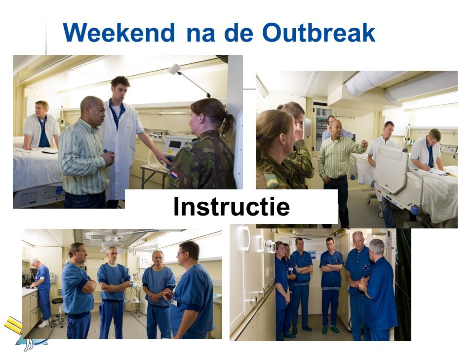 Weekend na de Outbreak Instructie