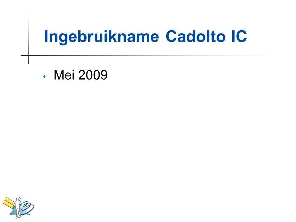 Ingebruikname Cadolto IC