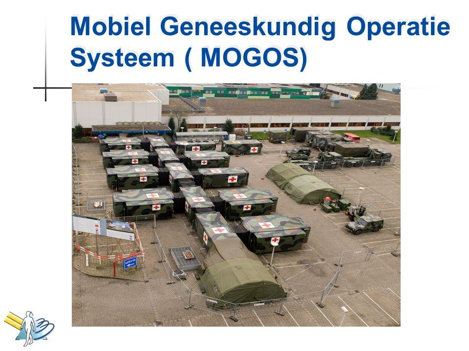 Mobiel Geneeskundig Operatie Systeem ( MOGOS)