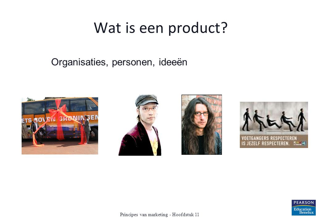Principes van marketing - Hoofdstuk 11